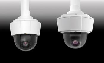 поворотные купольные камеры видеонаблюдения