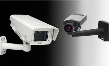 сетевые камеры видео наблюдения AXIS Q1602/-E