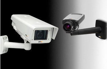 комнатные/уличные мегапиксельные IP камеры с WDR 120 дБ