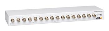 ONVIF-совместимый IP видеосервер c 16 каналами