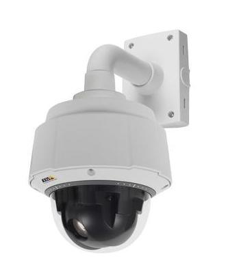 Вандалозащищенная PTZ-камера с поддержкой SD-карт на 64 Гб
