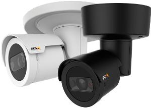 Цилиндрическая уличная камера с ИК подсветкой и технологией Zipstream
