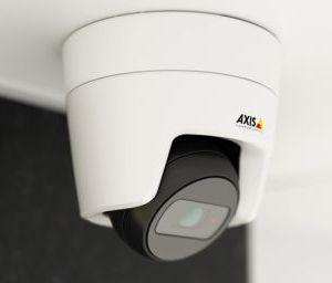 Малогабаритные 4-х мегапиксельные видеокамеры со встроенным ИК-прожектором и 130° обзором
