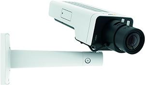 AXIS P1367: IP камера корпусная 5-мегапиксельная со сменной оптикой